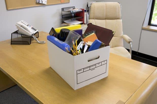 caja de objetos personales