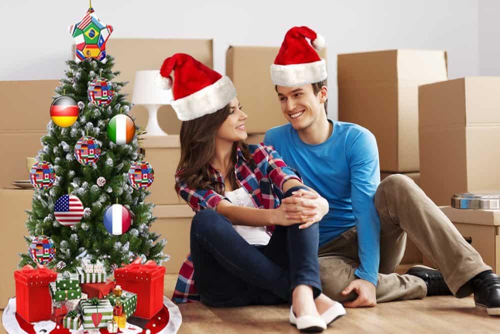 5 consejos para mudarse en Navidad