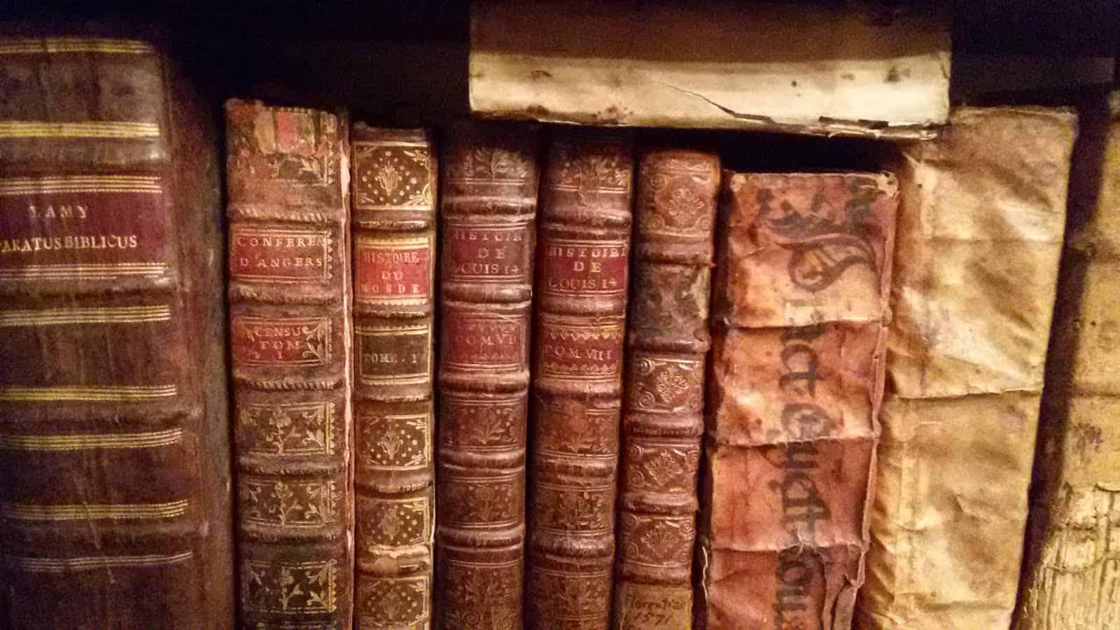 trasladar libros valiosos con portes