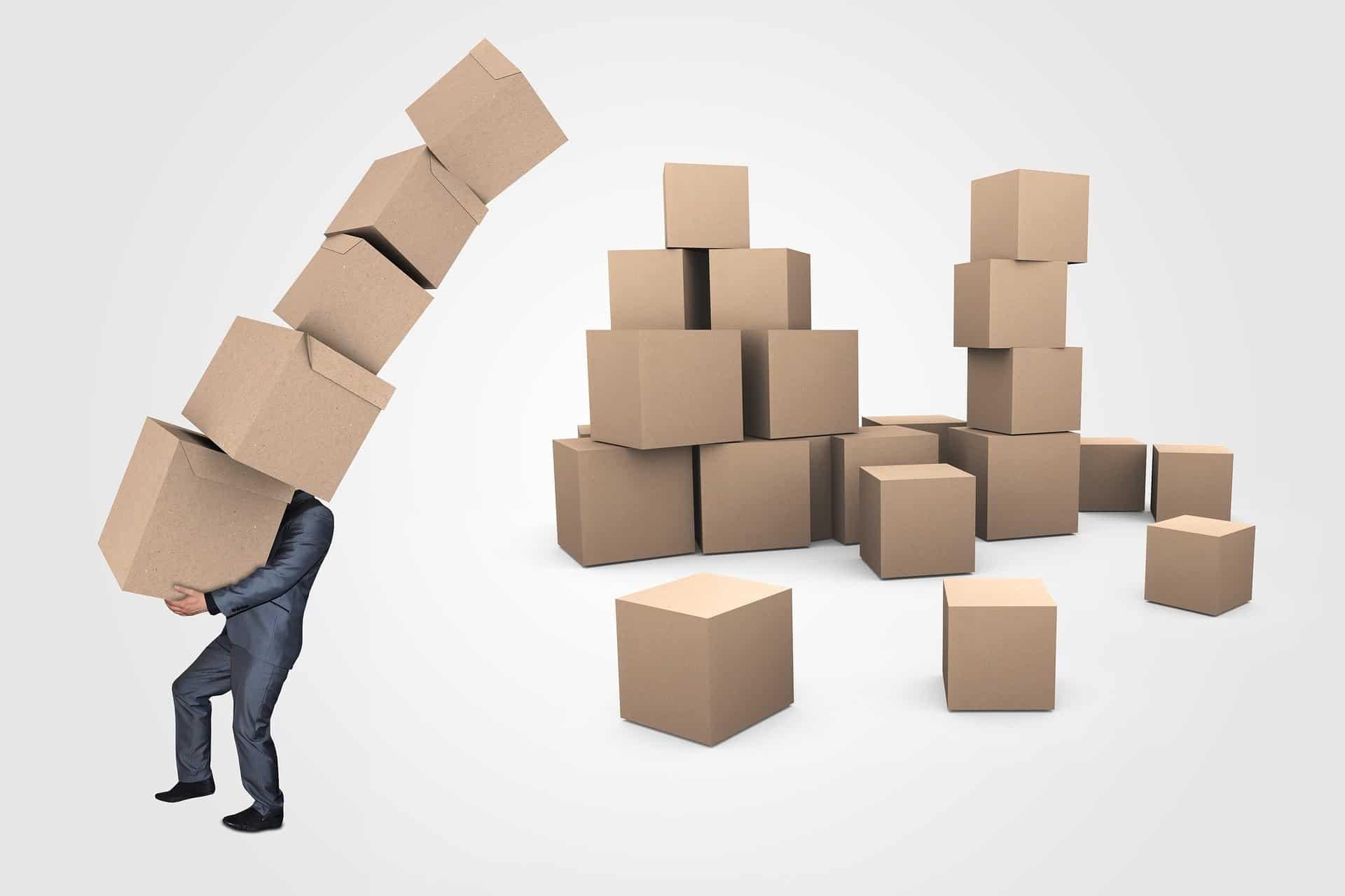 Las 10 claves para una mudanza corporativa exitosa