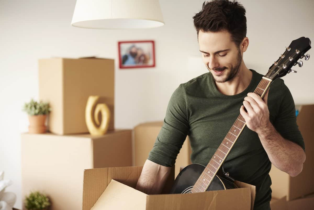 Cómo transportar instrumentos musicales de forma segura en su mudanza
