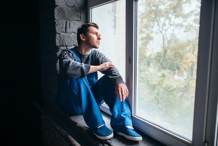 depresión por reubicación