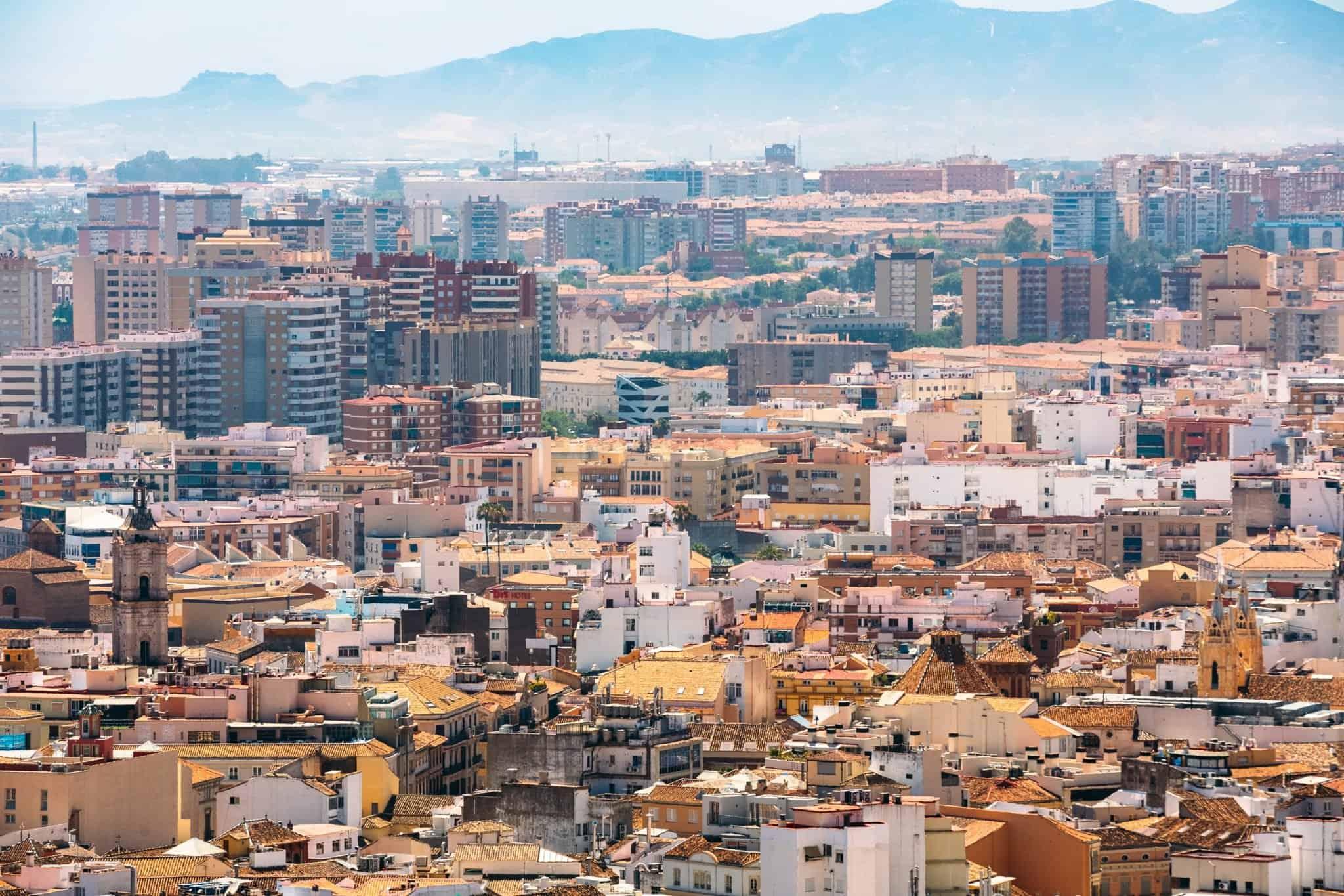 mejores ciudades para vivir y trabajar en España
