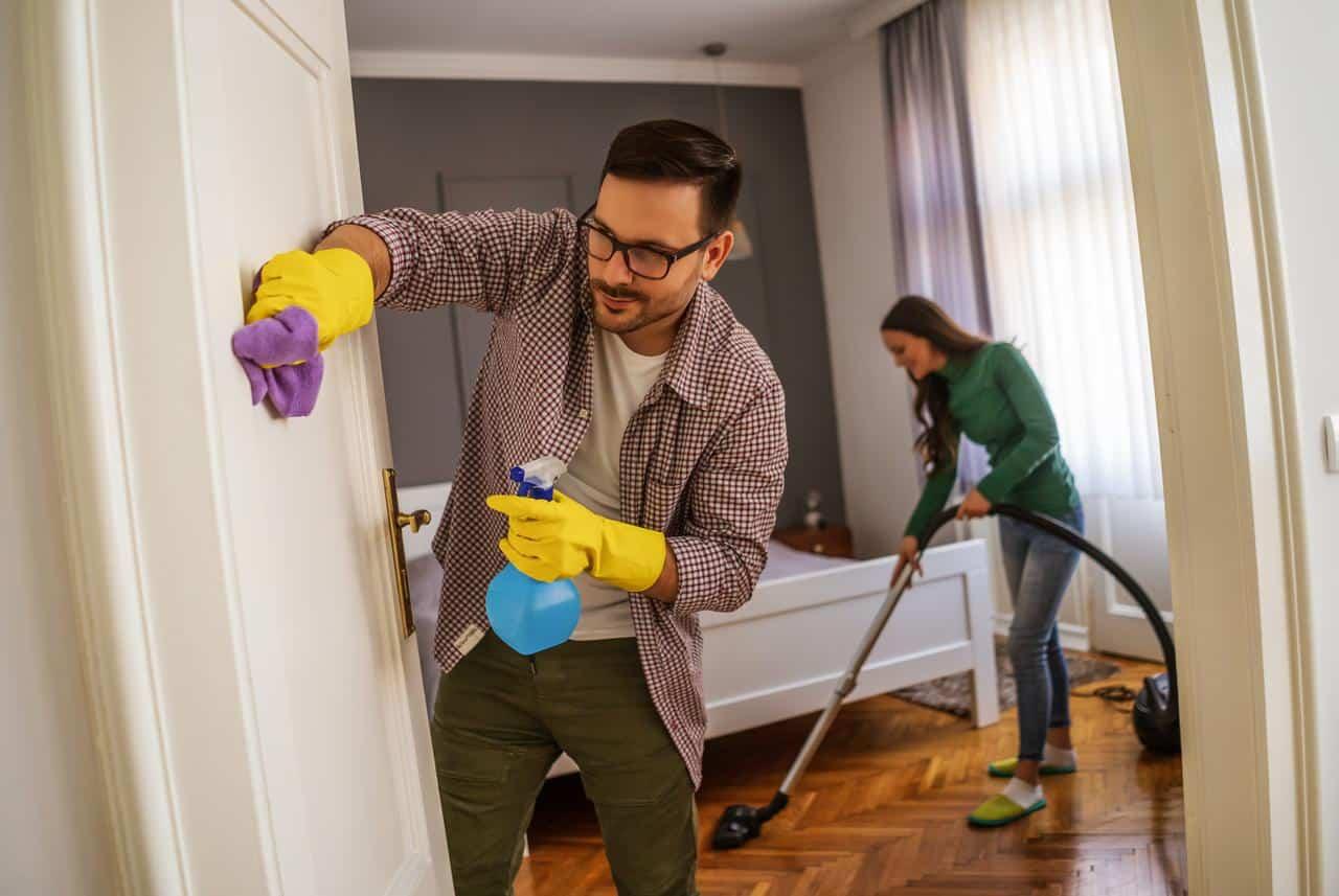 Recomendaciones de limpieza de su hogar