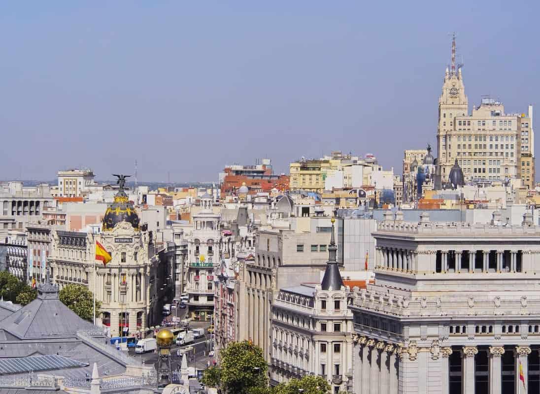 Razones para mudarse a Madrid