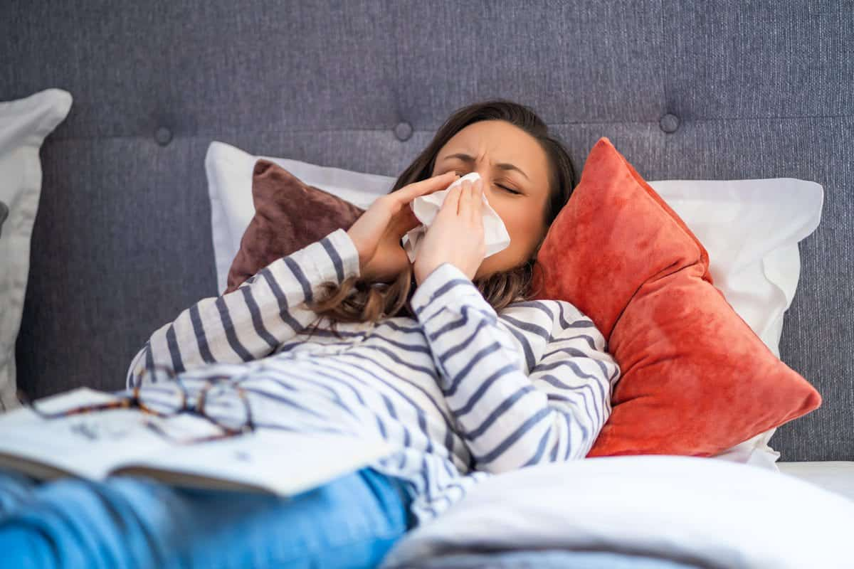 Consejos para disminuir la alergia en el hogar
