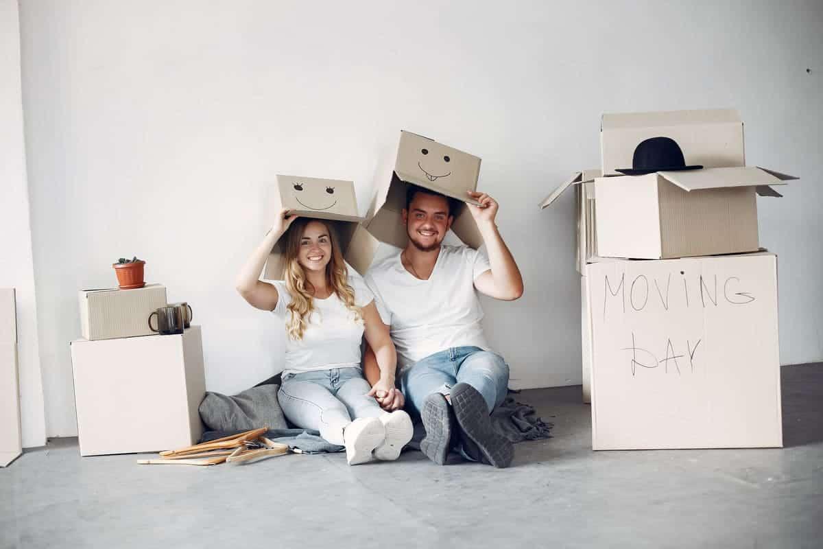 Luego de la mudanza ¿Qué hacer con las cajas de cartón