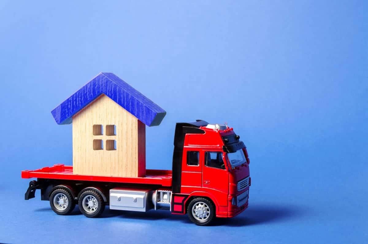 ¿Cuál es el camión adecuado para su mudanza