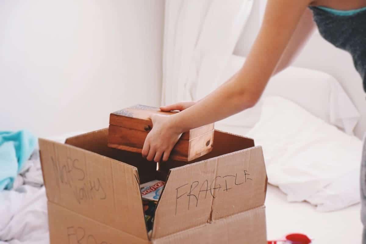 Cómo empacan los coleccionistas