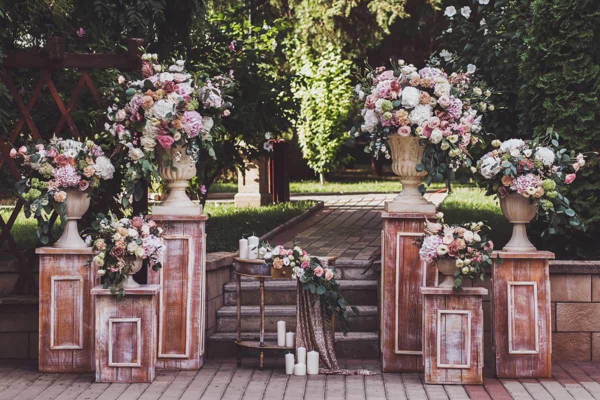 transportar mobiliario para bodas